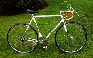 White -10 Speed- Road Bike