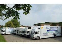 Removal Driver Urgently Required LGV2 (18t) or 7.5t