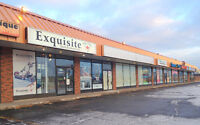 Retail space on busy Memorial Avenue near Intercity 3760 sq ft