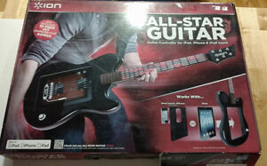 All-Star Guitar - Turn iPhone/iPad into a Guitar