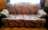 Sofabed Divan Lit Sofa Bed With Double Mattress Great Condition!