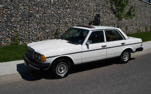 SHOW Room condition Mercedes 300 T.D.O