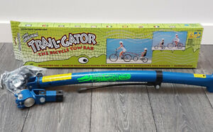 Trail-gator the bicycle tow bar for sale