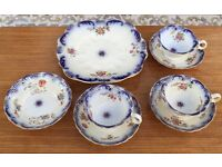 Vintage stunning 8 Piece China Part Tea Set
