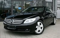 Mercedes-Benz CL 500 1.Hand 7G NIGHT VISION VOLLAUSSSTG.