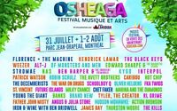 LOOKING FOR: a 3 day Osheaga pass