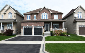 Detached 4 Bed / 4 Bath House for Sale in Oshawa!