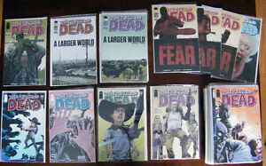 Large Collection of Comics (Preacher, Walking Dead, Sin City etc