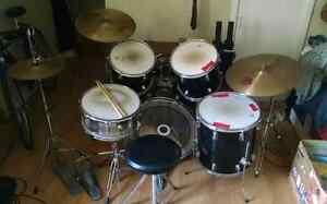 Two Drums Kits for Sale