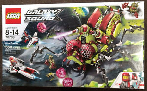 Lego Galaxy Squad Retired Bundle - 3 Sets - Sealed in boxes Rare