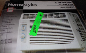 window air conditionners