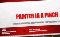 Part Time Painter