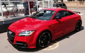 2013 Audi TT S-Line Competition Edition
