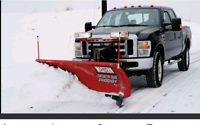 Experienced Driveway plowing