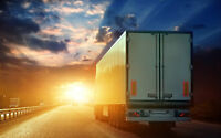 MOVING TRUCK WITH LOTS OF SPACE LEFT--HALIFAX--MONTREAL--TORONT0