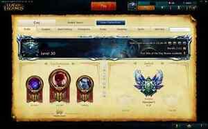 League Account DIAMOND (S5 +S6)
