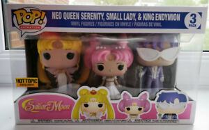 Selling a Sailor Moon Funko 3 Pack Hot Topic Exclusive!