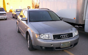 Audi A4 2001-03 parting out London Ontario image 1