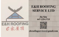 roofing company - repair and renew service - free estimate call