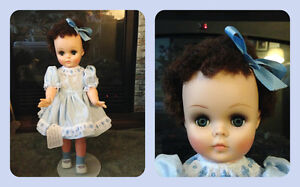 "17"" STAR Doll ~ Made in Canada circa 1962"
