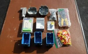 Electrical Supplies Lot