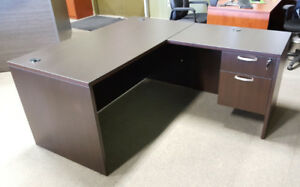 *****L Shape Desk *** 3 Modern colors***NEW