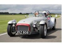 Caterham Super Sprint Latest Super Sprint 60 Edition No 12, Delivery June