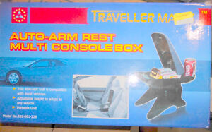 NEW in Box Auto-arm rest multi console box Kitchener / Waterloo Kitchener Area image 1