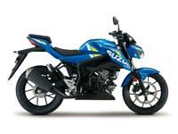 NEW 2020 SUZUKI GSX-S 125 GSX S 125 MOTOGP BLUE ABS - BRAND NEW, ZERO MILES!
