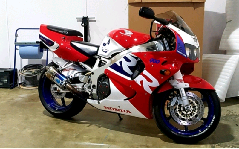 Honda Cbr 900rr Fireblade 1997 In Chesterfield Derbyshire Gumtree