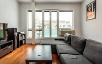 Condo for rent. Dorval near airport. $1000/month.