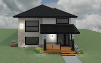 3D Rendering, House Design and Permit Sets