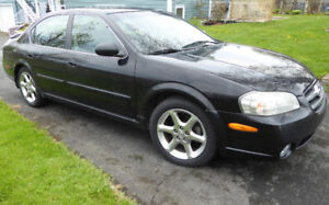 2003 Nissan Maxima Sedan