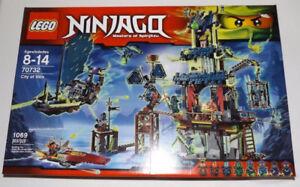 Lego 70732 Ninjago City of Stiix