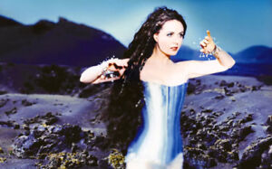 Sit beside Captain Nemo in great seats for SARAH BRIGHTMAN in TO
