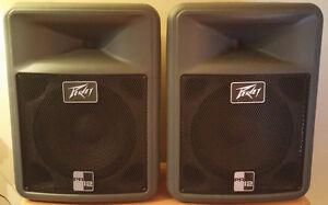 Amplificateur Peavey XR-600C, 2 speakers Peavey PR12, 2 supports Québec City Québec image 8
