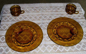 Antique Cups & Plates