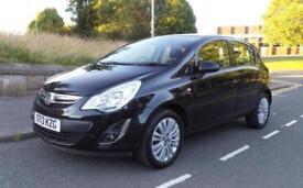 Vauxhall Corsa Energy Ac 5dr PETROL MANUAL 2013/13
