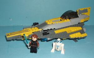 LEGO STAR WARS no 7669, L'ANAJIN'S JEDI STARFIGHTER