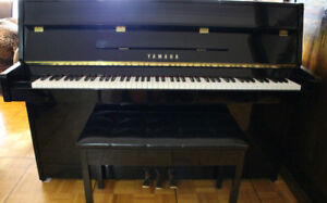 Yamaha C109 Upright Piano (2004)