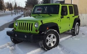 2012 Jeep Wrangler- Price reduced from $24,900 to $22,500