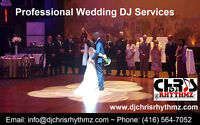 ★★★ Professional DJ Services for Weddings ★★★