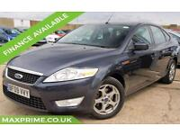 2009 09 FORD MONDEO 2.0 ZETEC TDCI AUTOMATIC 140BHP FULL FORD DEALER HISTORY