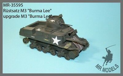 "1/35th MR Models US M3 Lee ""Burma"" set for sale  Indianapolis"
