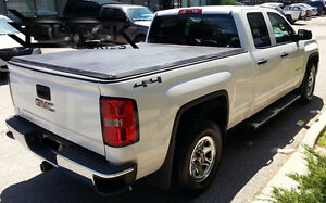 Pickup Truck Trifold Tonneau Cover | Bed/Box Covers FREE INSTALL