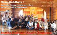 Free Daylong Meditation Retreat with Monks.