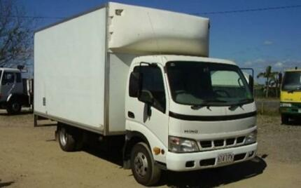 Hire a Truck, Hire a Driver, Storage, Removals - Inner West Syd