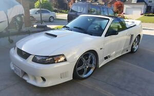 MOVING - NEED IT GONE! 2003 Ford Mustang SALEEN KIT Convertible