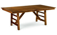 Rustic Dining Table- Great Price!