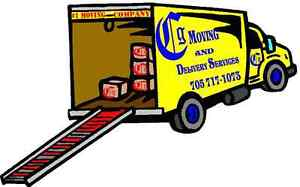 CG MOVING AND DELIVERY SERVICE